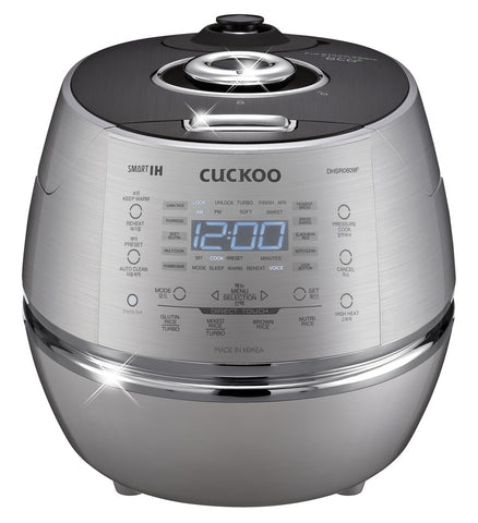 [Cuckoo] Pressure Rice Cooker (CRP-DHSR0609F)/쿠쿠 압력밥솥 (CRP-DHSR0609F) (6People)