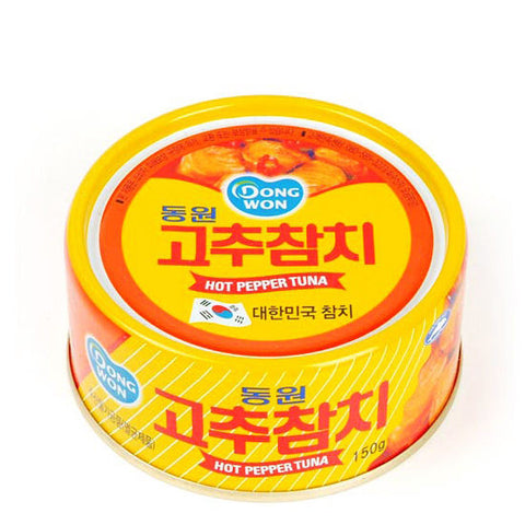 Dongwon F&B Tuna with Hot Pepper Sauce/동원 고추 참치 (150g)