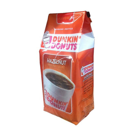 Dunkin' Hazelnut Ground Coffee 12oz