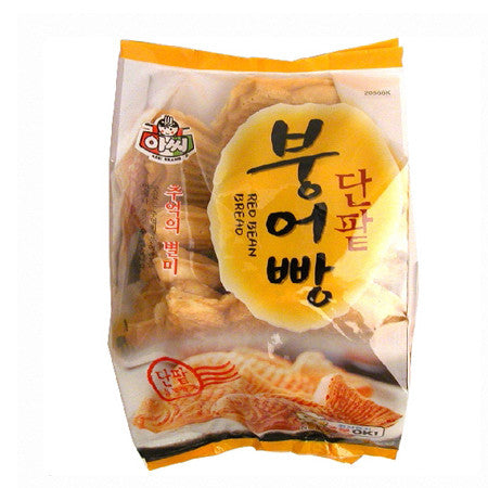 [Assi] Red Bean Bread/ 아씨 단팥 붕어빵 (45G / 5PK)