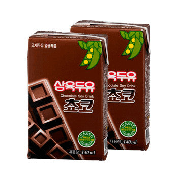 [Sahmyook] Chocolate Soymilk/삼육 삼육 두유 초코맛 (24pc/Box)