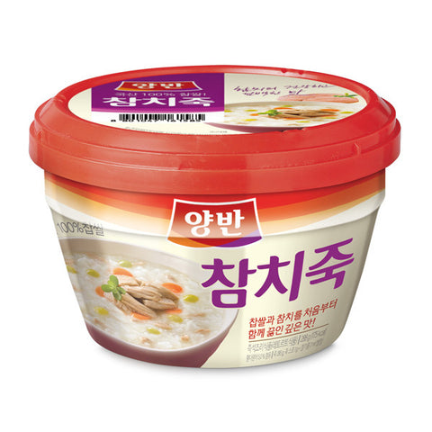 Dongwon F&B Rice Porridge w. Tuna/동원 양반 참치 죽 (285g)
