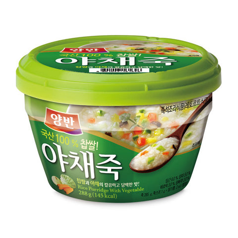 [Dongwon] F&B Rice Porridge with Vegetables/동원 양반 야채죽 (285g)
