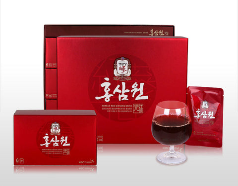 [Cheong-Kwan-Jang] Korean Red Ginseng Drink/정관장 홍삼원 (50ml x 60pcs)