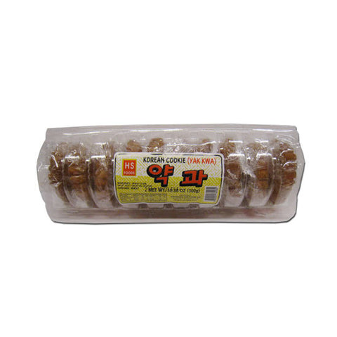 Korean Traditional Snack Yak-Kwa/약과 (300g)