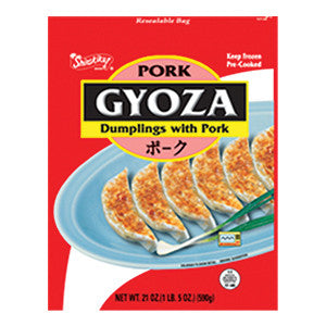 Nishimoto Gyoza Dumplings with Pork/니시모토  돼지고기 교자만두( 21oz)