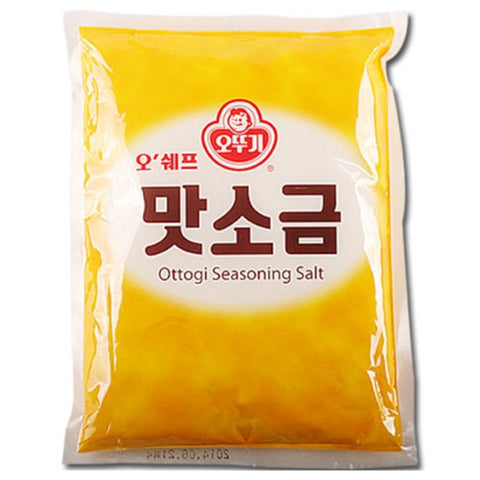 OTTOGI SEASONING SALT 1KG / 오뚜기 맛소금 1KG