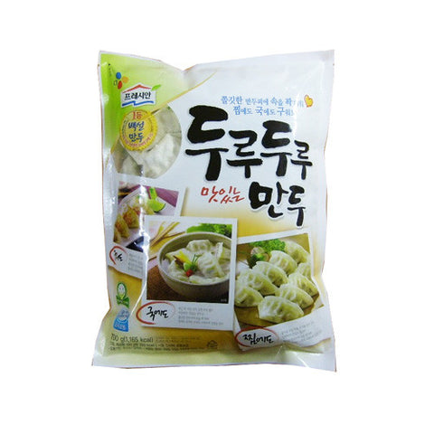 [CJ] Duru Duru Dumplings/CJ 두루두루 만두 (710g)