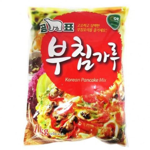 [Gompyo] Korean Pancake Mix /곰표 부침가루 (1kg)