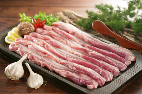 Pork Belly Sliced/삼겹살 (3LB)
