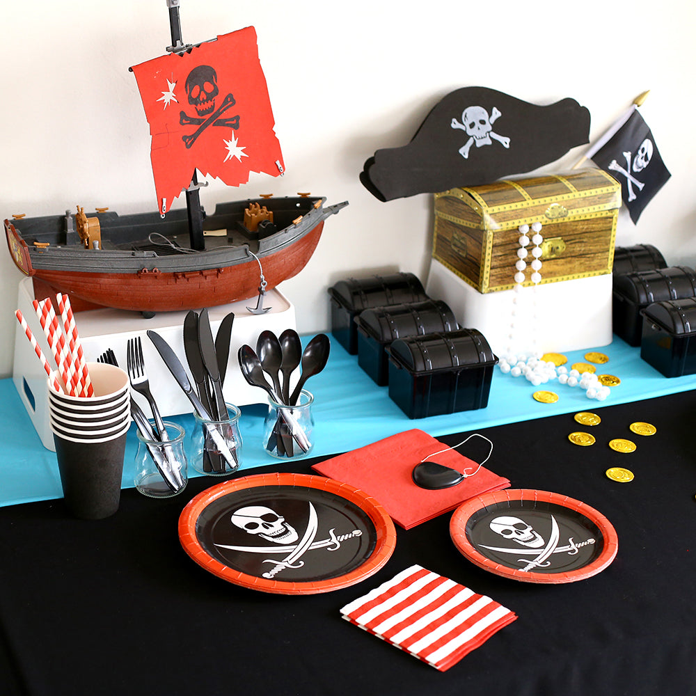 Pop and Confetti :: Pirate Themed Party