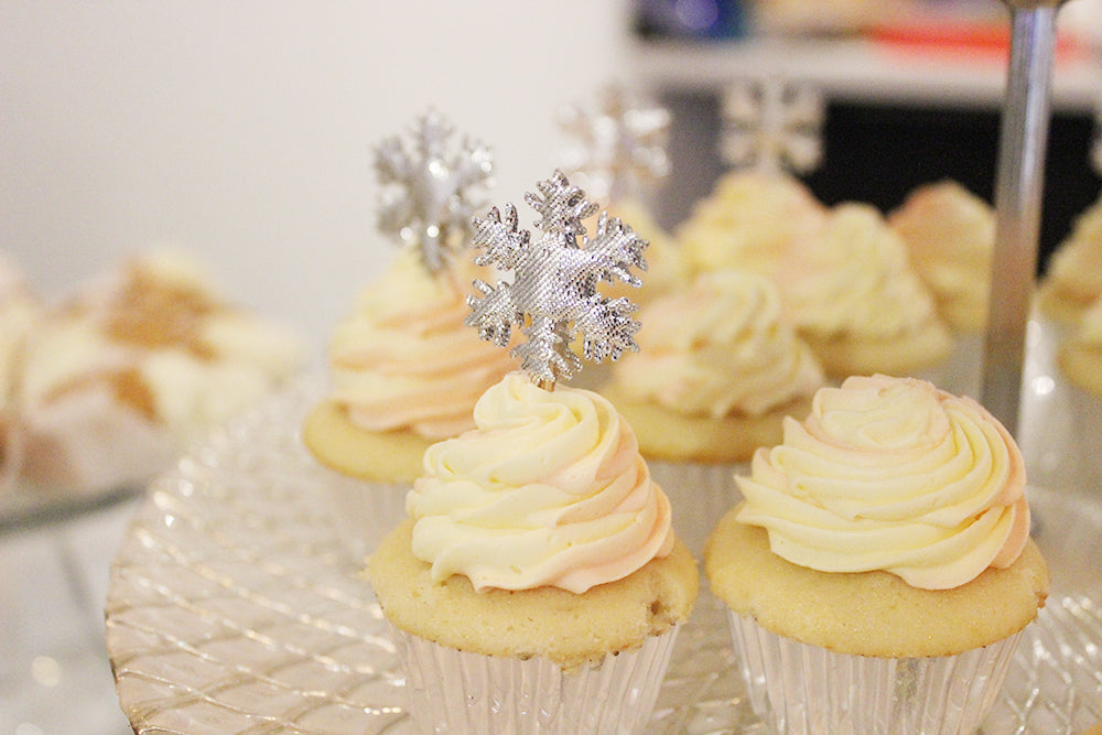 Winter Wonderland Themed Baby Shower | Pop and Confetti