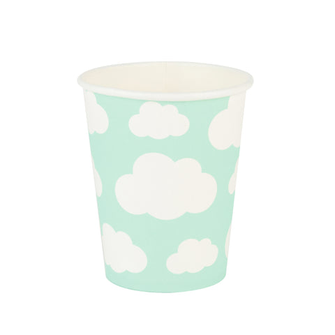 Over the Clouds Paper Cups