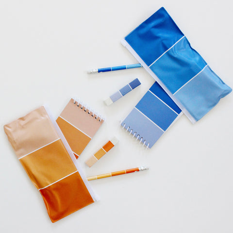 Artist Paint Swatch Loot Bag