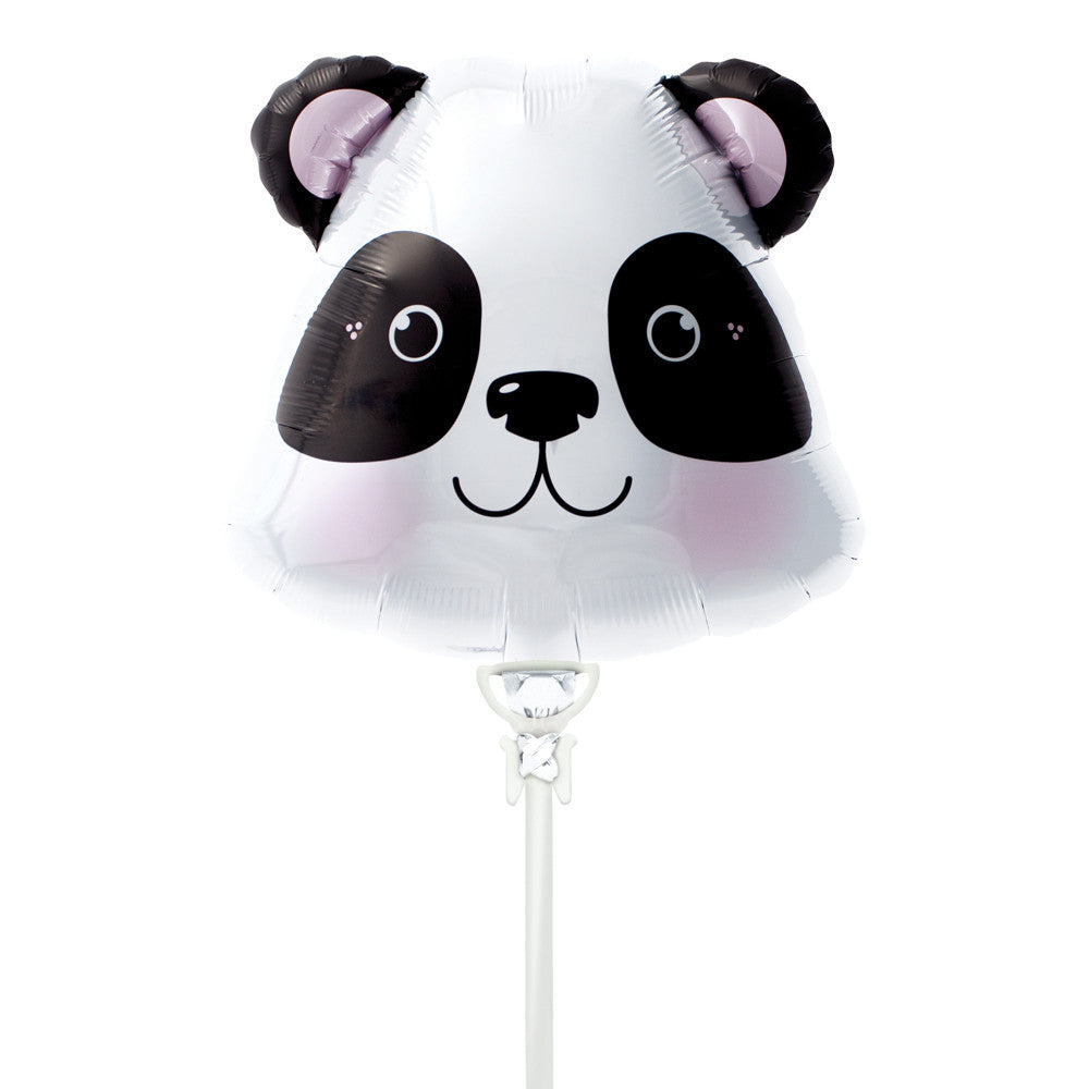 "Panda Head Balloon (14"")"