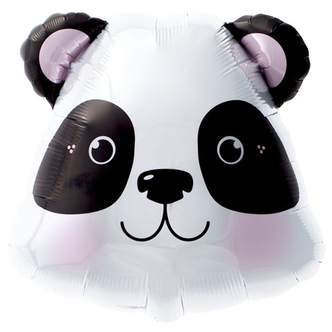 "Panda Head Balloon (28"")"