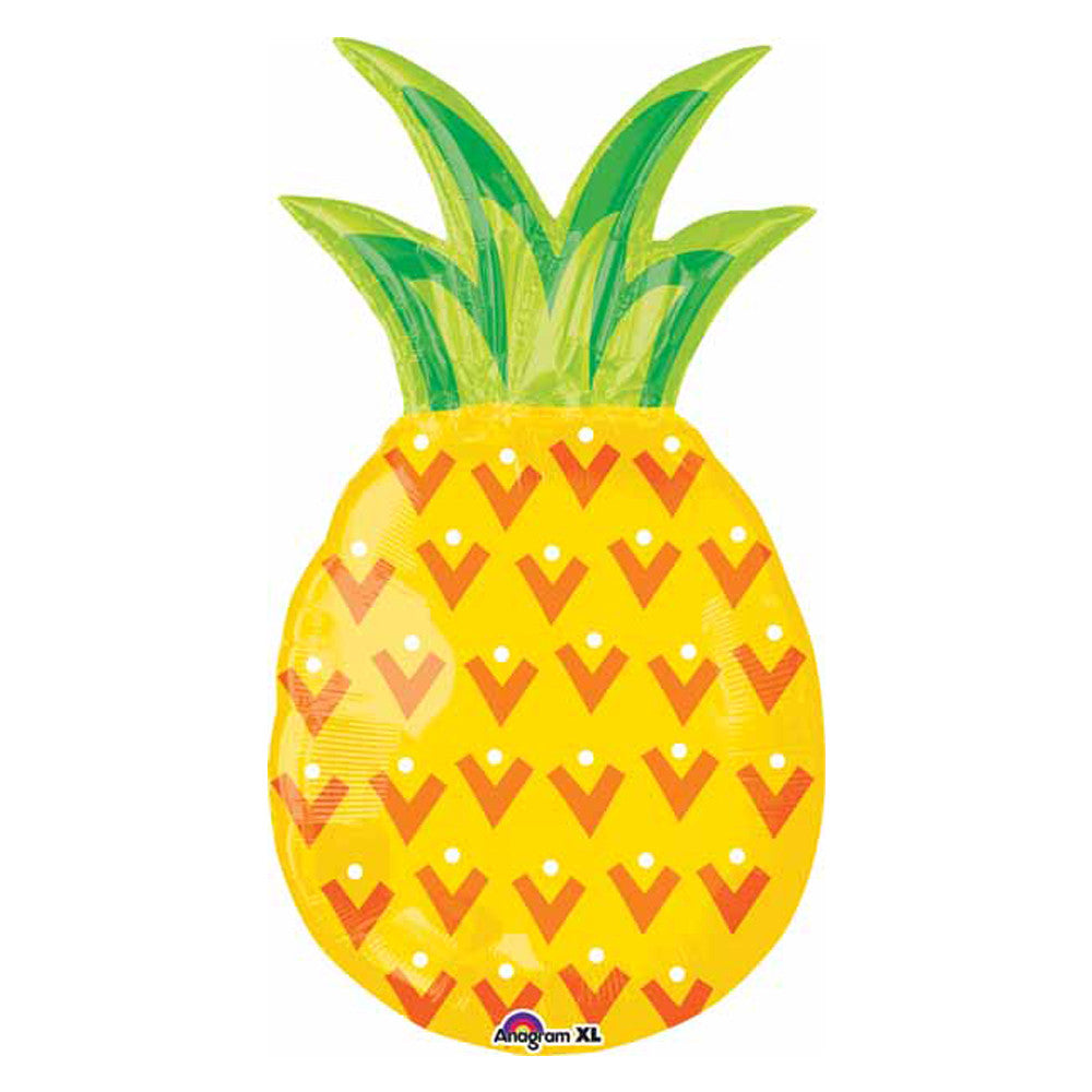 "Pineapple Foil Balloon (31"")"
