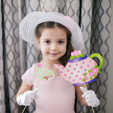 Tea Party Photobooth Props