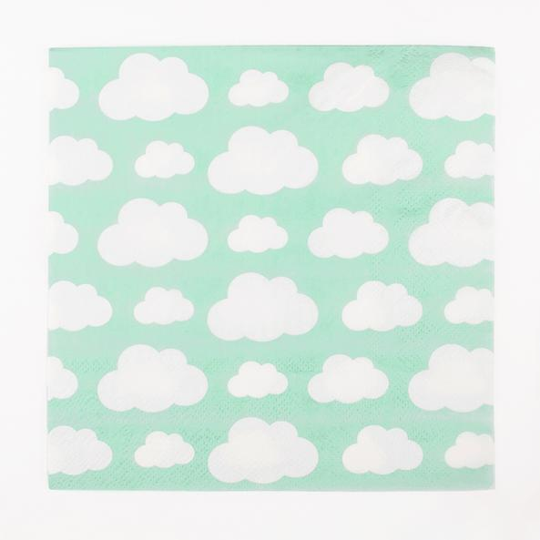 Over the Clouds Napkins