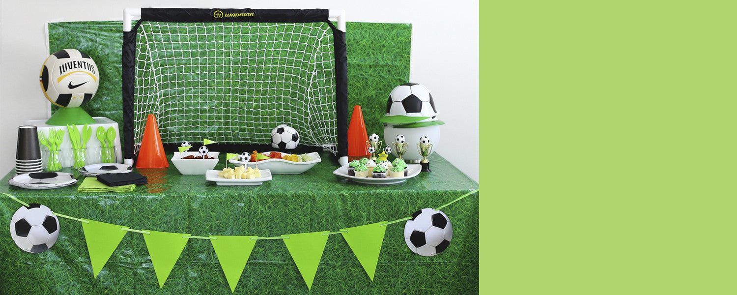 Soccer Party Kit