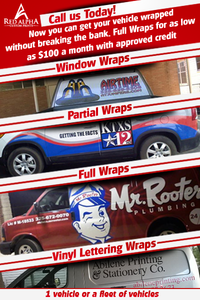 Financing for your Commercial Wrap Needs