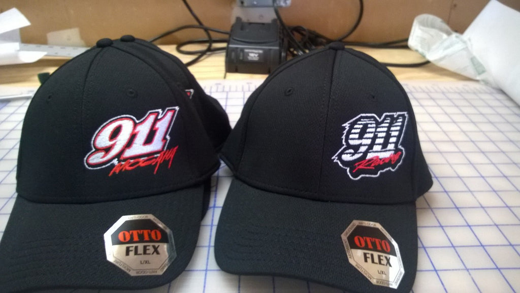 911 Racing Team Caps
