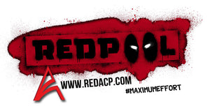 "Redpool ""Maximum Effort"""