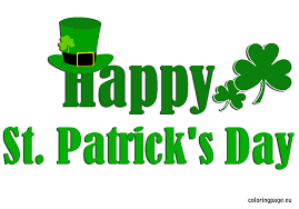 Happy St. Patrick's Day from Red Alpha Custom Prints