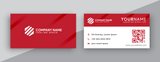 Red Alpha Business Cards