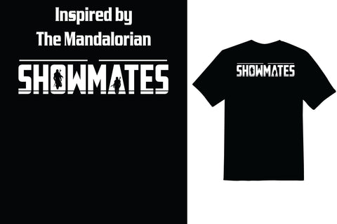 Showmates-The Mandalorian