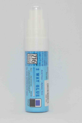 Adhesives - Two Way Glue Jumbo Tip 15mm (25g)