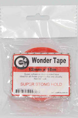 Adhesives - Wonder Tape 12mm x 10m