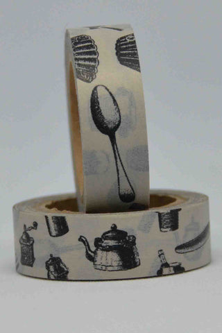 Washi Tape - Masterchef Dreams 1 / Cooking