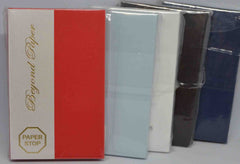 Envelopes - 11B - Coloured and White - click here to choose colour