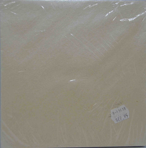 Specials - Envelopes - Square - 160mm x 160mm - Metallic - Cream