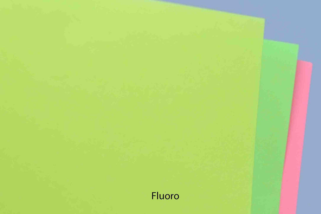 A4 - Coloured and White Papers - Optix Fluoro 80gsm - Click here to choose colour