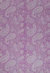 A4 - Patterned - Metallic Paisley - Click here to choose colour