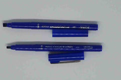 Pens - Marvy Calligraphy - Royal Blue - Click here to choose nib size