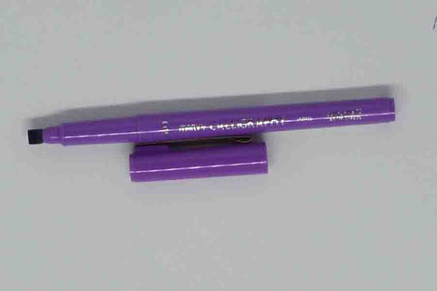 Pens - Marvy Calligraphy - Purple (Violet) - Click here to choose nib size