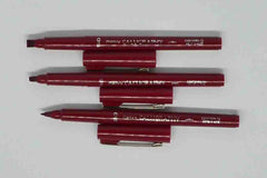 Pens - Marvy Calligraphy - Burgandy - Click here to choose nib size