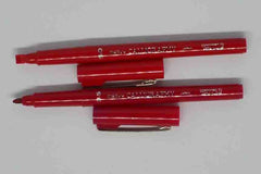 Pens - Marvy Calligraphy - Red - Click here to choose nib size