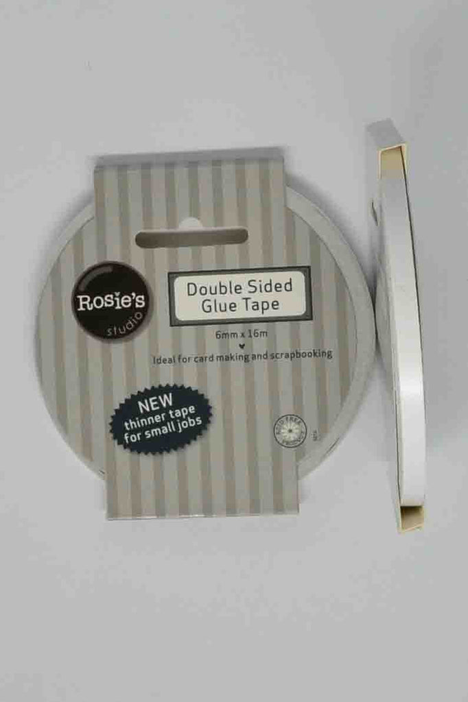 Adhesives - Double Sided Adhesive Tape 6mm x 16m