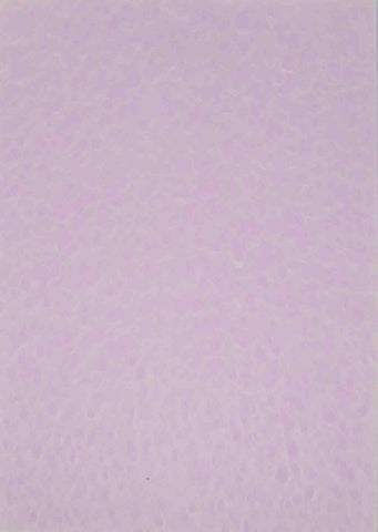 A4 - Textured Paper - Layered Lace - White on Lilac (Purple)