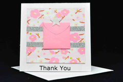 Kits - Mini Envelope and Washi Card Kit - Cards for a Year!  We've Done All the Work - You Have All the Fun!