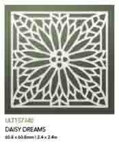 Dies - Ultimate Crafts - Stained Glass Window - Gerbera