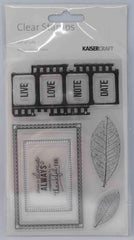 Specials - LAST ONE Stamps - Kaisercraft - Art of Life