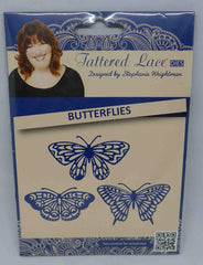 Dies - Tattered Lace - Butterflies