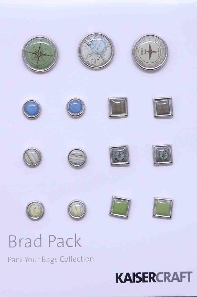 Brads - Pack Your Bags (Travel / Adventure))