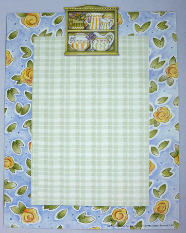 A4 - Letterhead - Country Kitchen