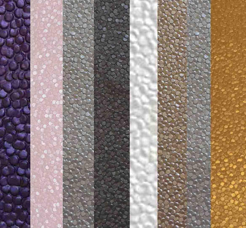 A4 - Metallic, Embossed Pebbles - Click here to choose colour